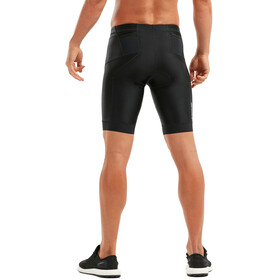 "2XU Perform 9"" Tri Shorts Men black/black"